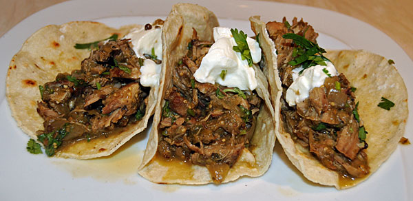 Carnitas Salsa Verde recipe - shizzling - (mis)adventures in food