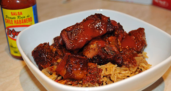 Puerco-pibil-served