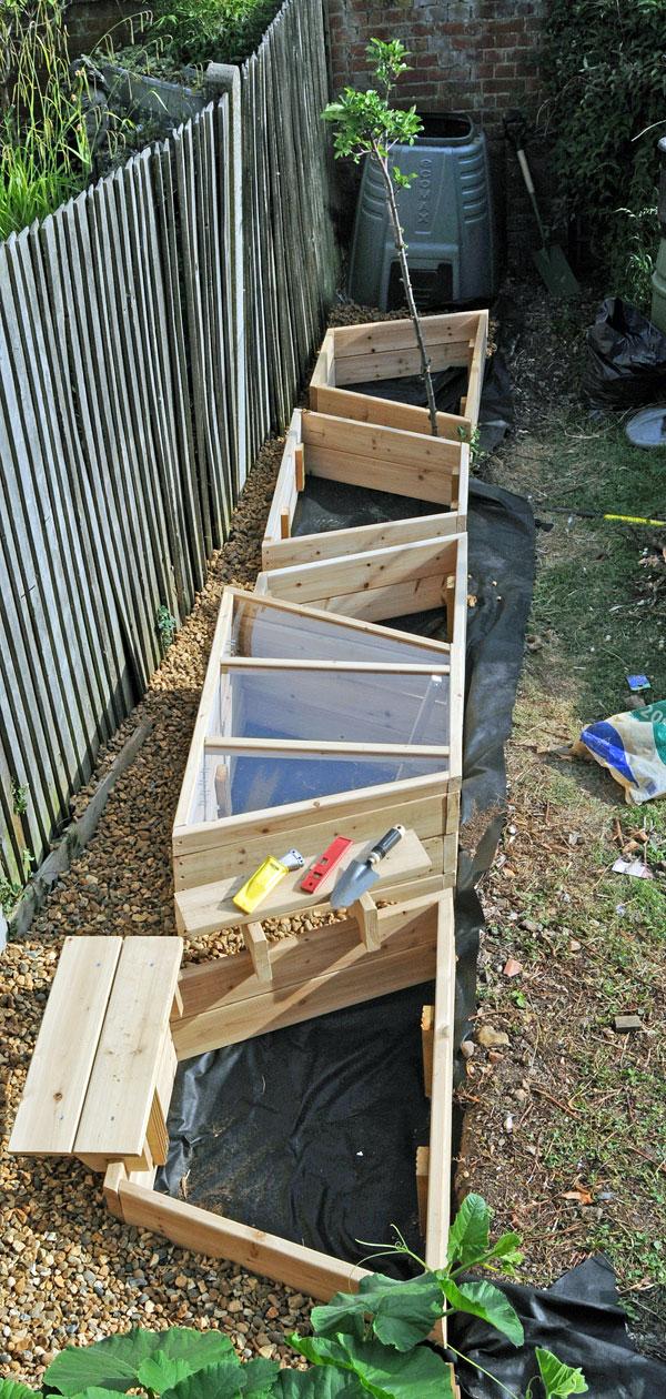 Raised-beds---built