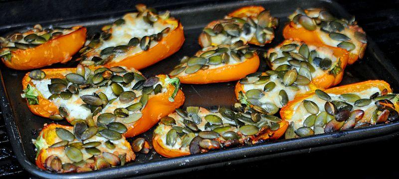 Stuffed-sweet-peppers