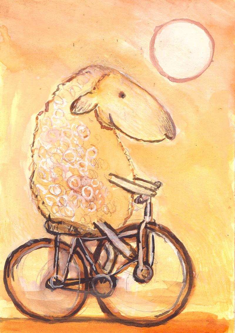 Sheepbike